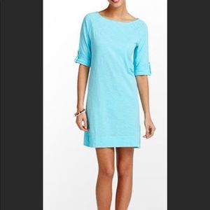 Lily Pulitzer Camie Dress Shirley Blue